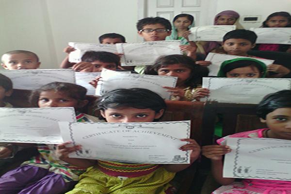 Ahmed Foundation 1 - Education has no Boundaries