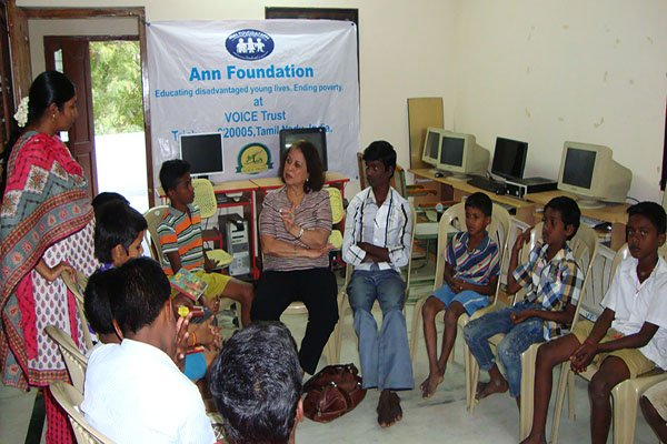 Ann Foundation at the Forefront of SDGs: Leaving No One Behind is the Core of Our Mission